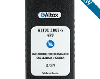 ALTOX EBUS-5 GPS (for Eberspacher)