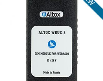ALTOX WBUS-5 (for Webasto)