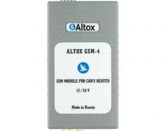 ALTOX GSM-4 GPS (For Analog)
